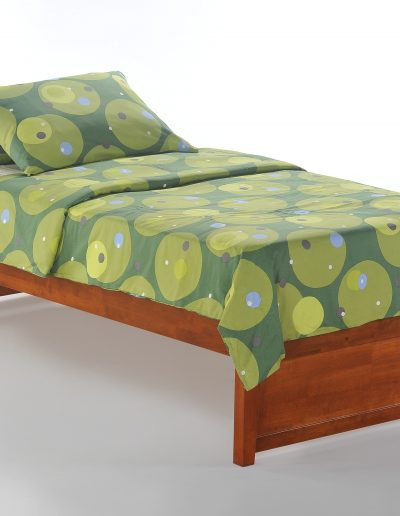 K-Series Basic Bed Twin Cherry