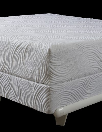 pure talalay bliss Worlds Best Bed-Black background