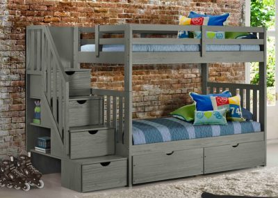 innovations cambridge bunk TT w-staircase
