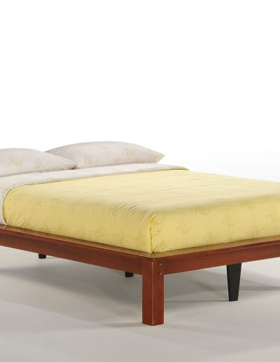 Carmel Basic Bed Cherry