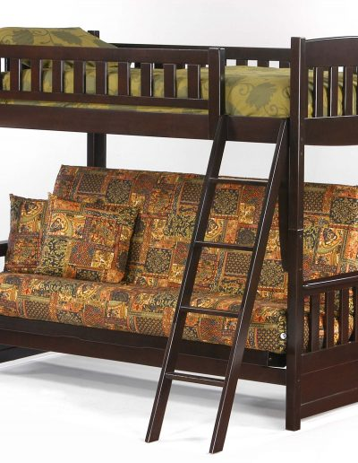 Cinnamon Futon Bunk Dark Chocolate