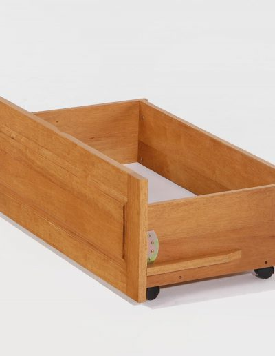 Cinnamon Storage Drawer Medium Oak