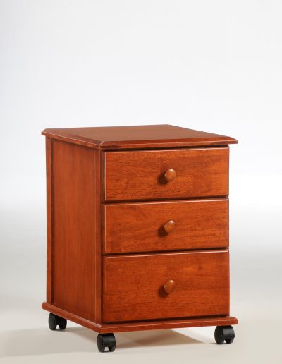 Clove Mobile Unit Cherry (Wood Knobs)