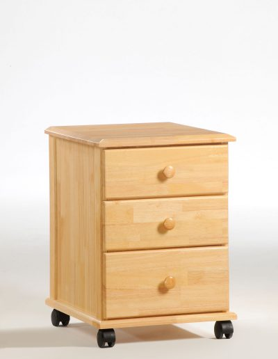 Clove Mobile Unit Natural (Wood Knobs)