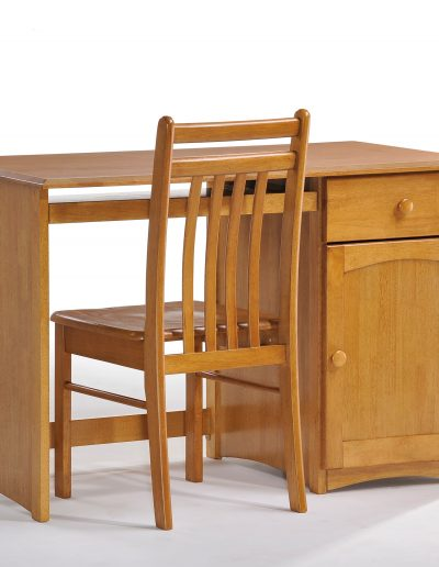 Clove Student Desk & Chair Medium Oak
