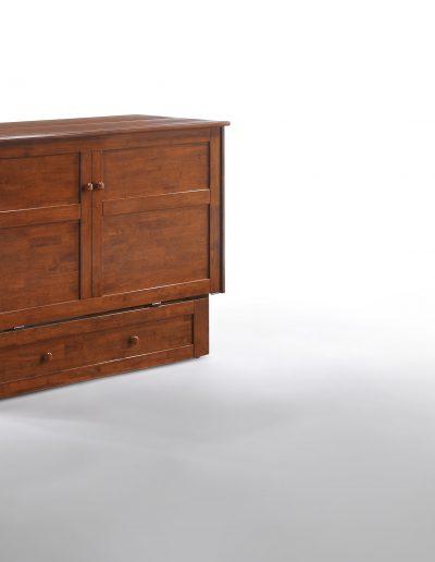 Clover Murphy Cabinet Cherry 1