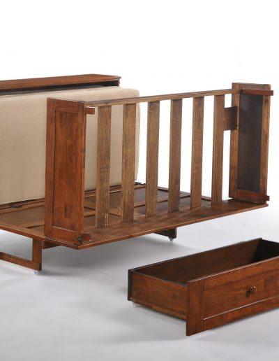 Clover Murphy Cabinet Cherry 4