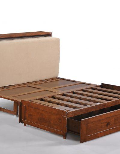Clover Murphy Cabinet Cherry 5