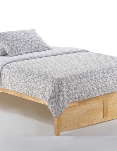 K-Series Basic Bed Full Natural