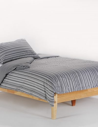 P-Series Basic Bed Full Natural