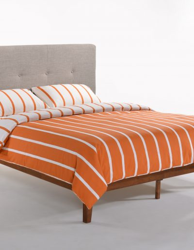 Paprika Bed Queen GreyCherry P-Series