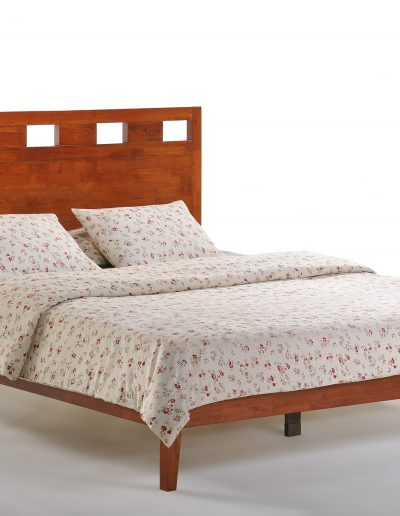 Tamarind Bed Eastern King Cherry P-Series