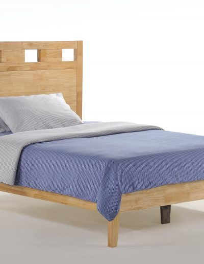 Tamarind Bed Full Natural P-Series