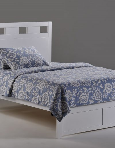 Tamarind Bed Full White K-Series