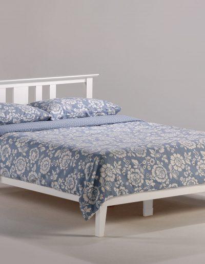 Thyme Bed Full White