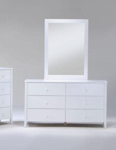 Zest Casegoods White