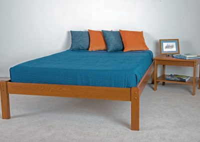 bedworks of maine - yarmouth platform bed
